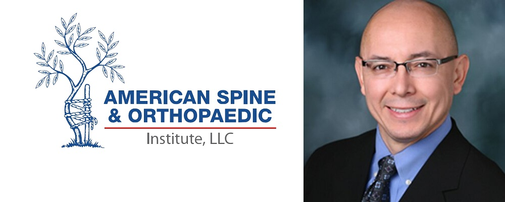 Expert Orthopedic and Spine Surgeon James Manzanares, MD, FAOOS, ABOS Certified, to be Recognized as a 2016 Top Doctor in Altamonte Springs, Florida